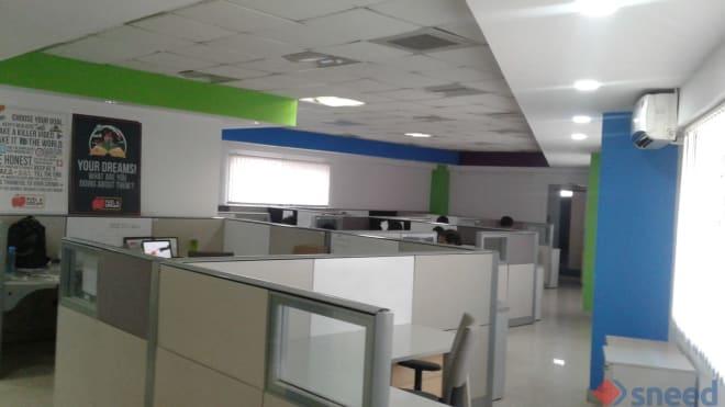 27 seaters Open Desk Bangalore Koramangala incubex-koramangala