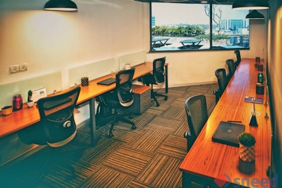 10 seaters Private Room Pune Baner indiqube-unity-towers