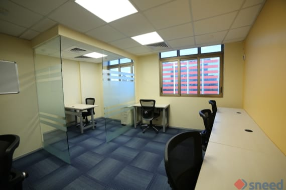 12 seaters Private Room Chennai Guindy trend-india-workspaces-chennai