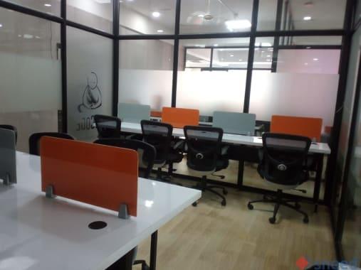 8 seaters Private Room Bangalore HSR funda-spaces