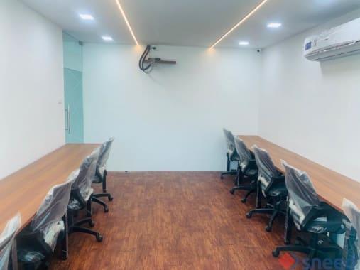 10 seaters Private Room Chennai Anna Nagar khalf-coworks