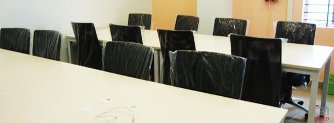Open Desk Bangalore HSR vconverge