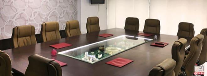 15 seaters Meeting Room Chandigarh Ambala highway imesh-lab
