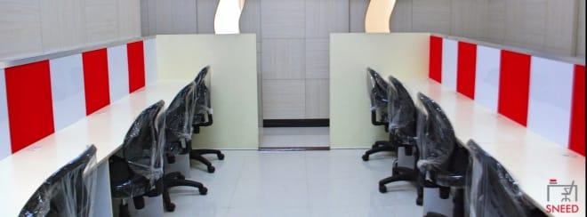 Open Desk Bangalore HSR startuphuts-#108