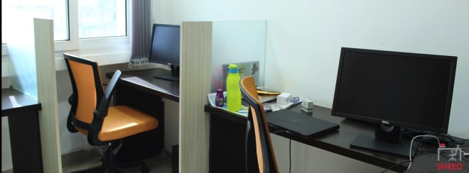 2 seaters Private Room Bangalore MG Road solo-cubes