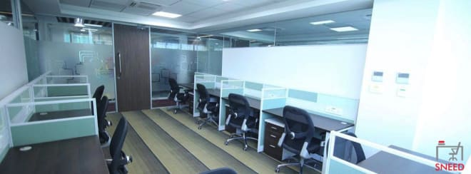 Private Room Hyderabad Hitech City spacion-business-centre