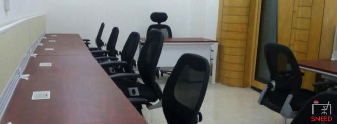 Open Desk Hyderabad Hitech City spacion-business-centre