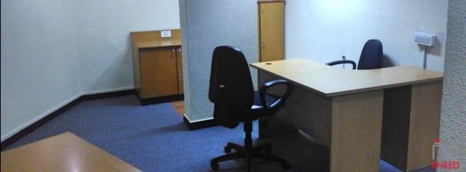 1 seaters Private Room Bangalore Ashok Nagar office-near-garuda-mall
