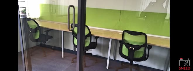 3 seaters Private Room Bangalore Koramangala lorven-workspaces
