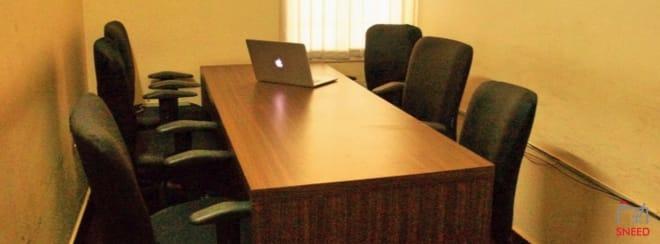 4 seaters Meeting Room Bangalore Koramangala cubic
