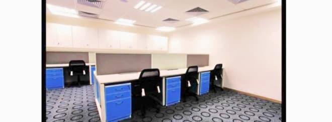 Private Room Bangalore Shantinagar vatika-business-centre