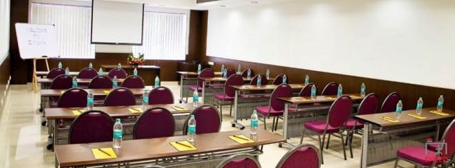 80 seaters Training Room Bangalore KR Puram evoma-omr