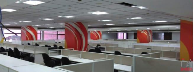 110 seaters Open Desk Mumbai Powai worksquare-powai