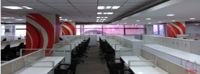 Open Desk Mumbai Powai worksquare-powai