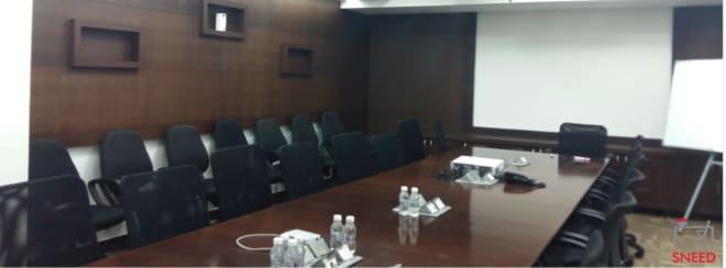 20 seaters Meeting Room Mumbai Powai worksquare-powai