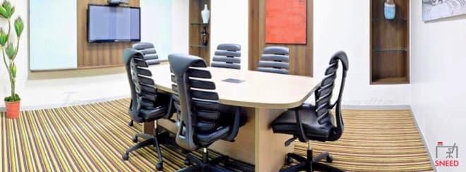 4 seaters Meeting Room Bangalore Whitefield evoma-epip