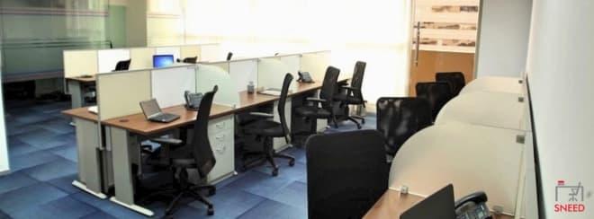 100 seaters Open Desk Bangalore Kadubeesanahalli ikeva-bangalore