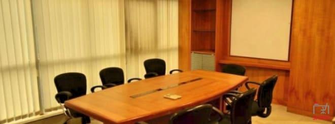 10 seaters Meeting Room Bangalore Brigade Road solaris