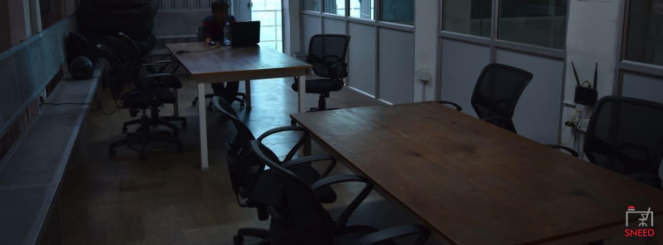 Workbench Projects-Halasuru