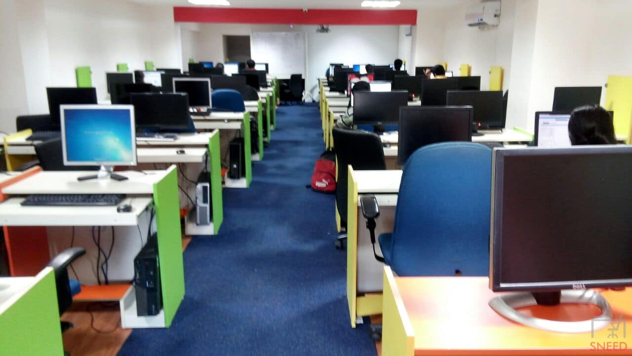 Training Room in Chennai-T Nagar