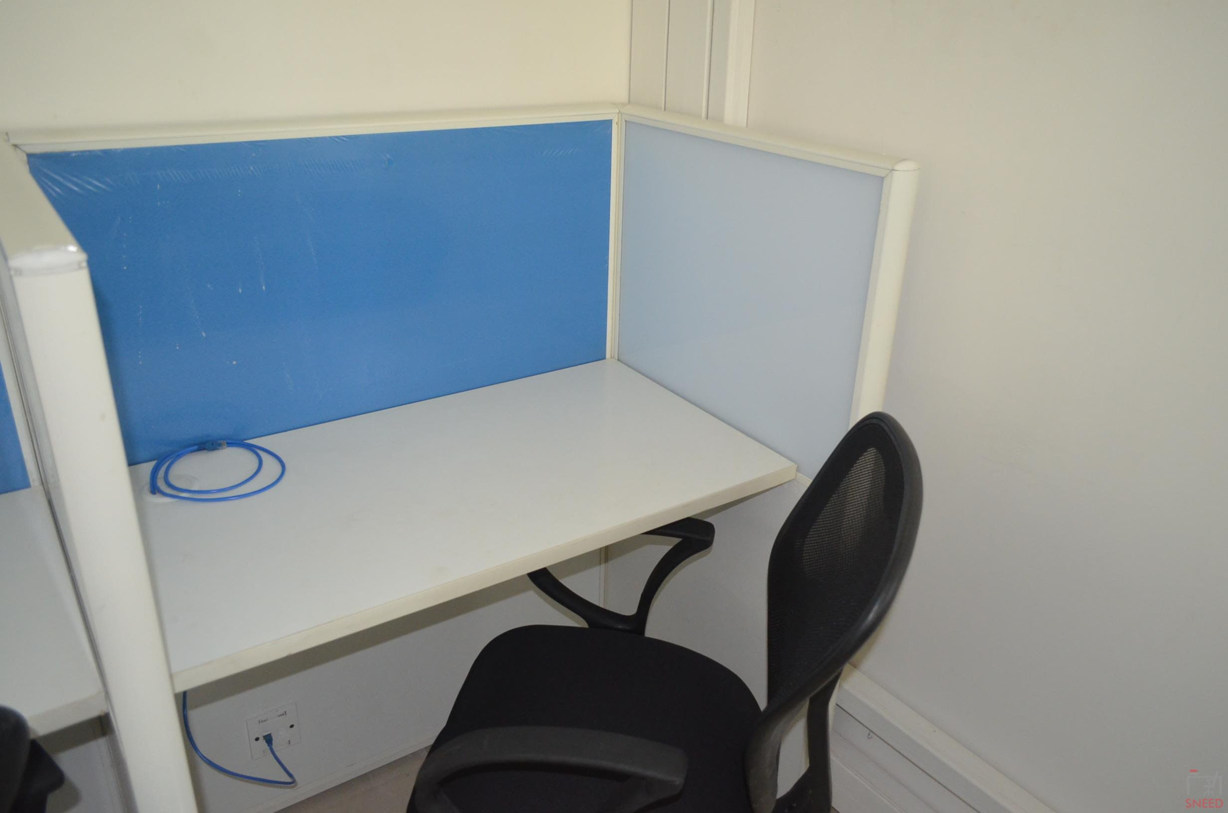 46 seaters Open Desk image
