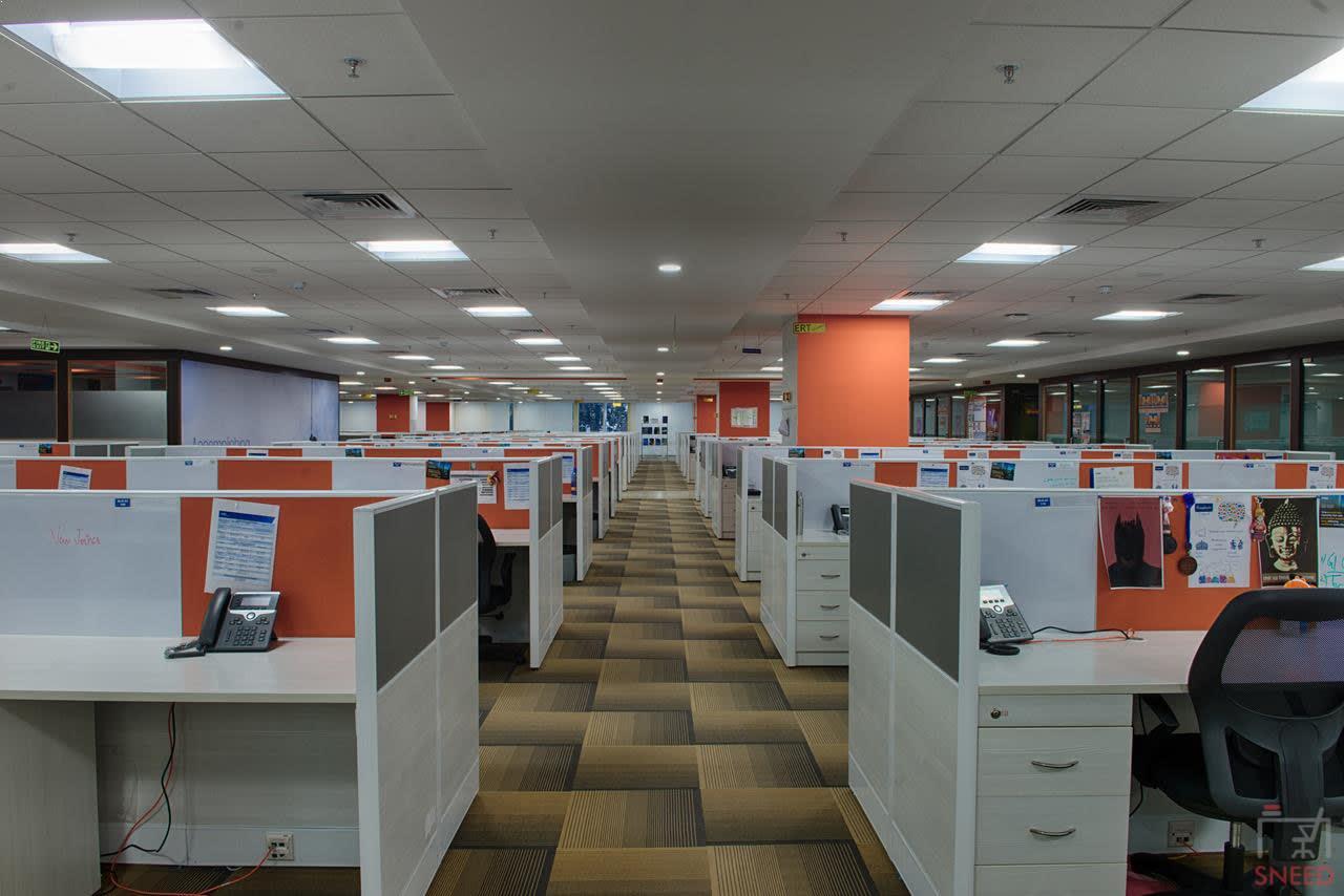 Indiqube Zeta In Sarjapura Road Business Centre In Bangalore