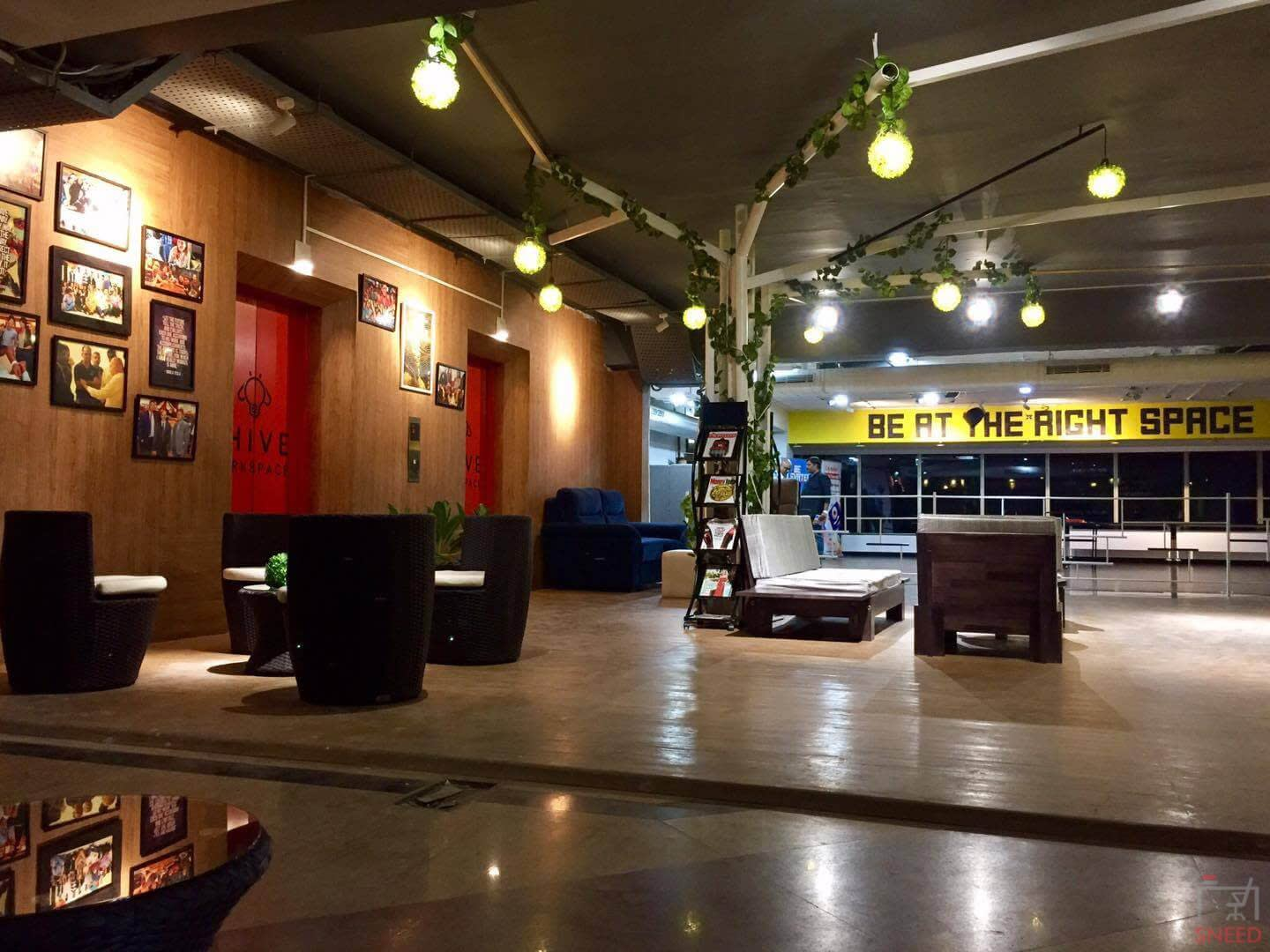 150 seaters Event Space image