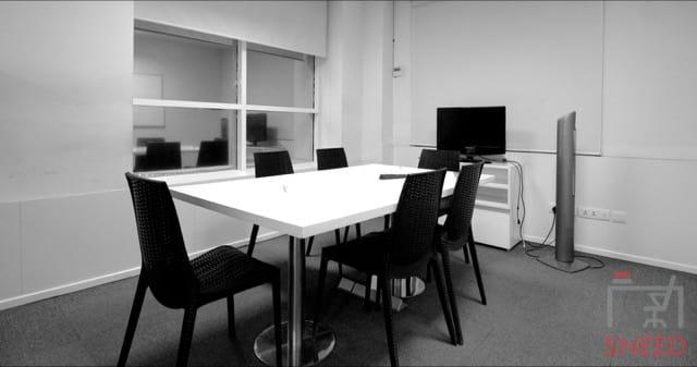 6 seaters Meeting Room image