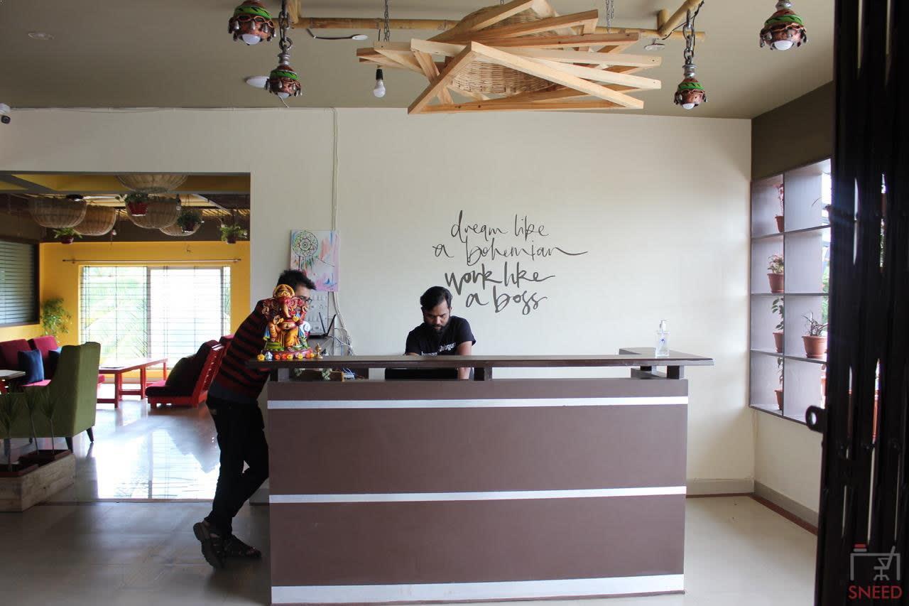 Dialogues Cafe JP Nagar-JP Nagar