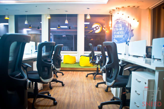 bluSPACE Coworking Offices-Jogeshwari