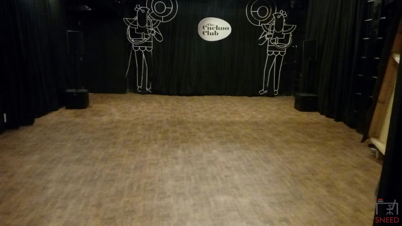 100 seaters Training Room image