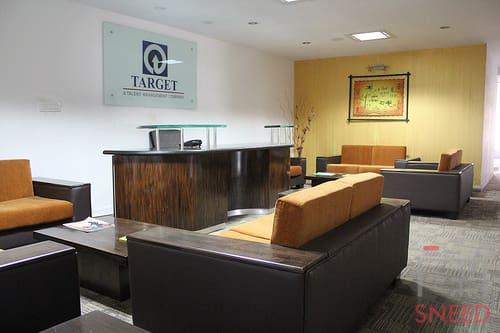 Target Workspace-MG Road