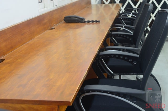 5 seaters Open Desk image
