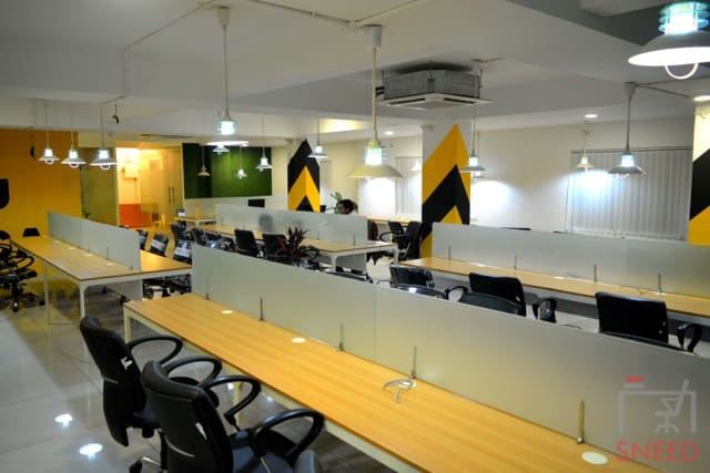 42 seaters Open Desk image