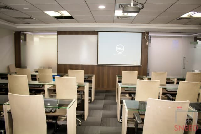 25 seaters Training Room image