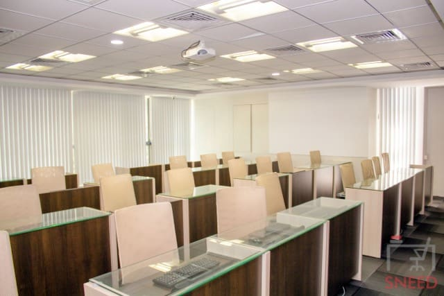31 seaters Training Room image