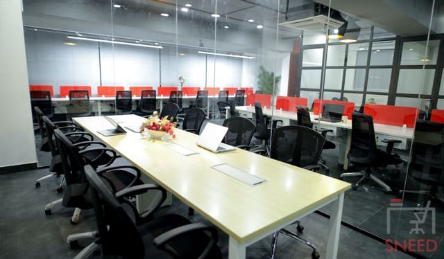12 seaters Meeting Room image
