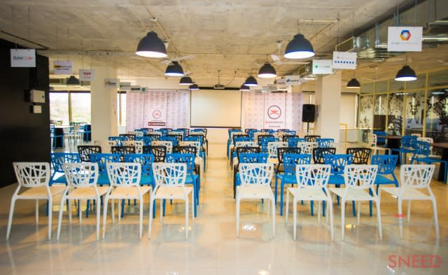 100 seaters Event Space image