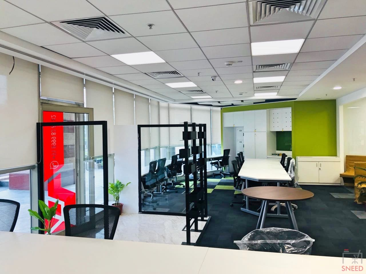 The Office Pass Unitech Cyber Park-HUDA City Centre