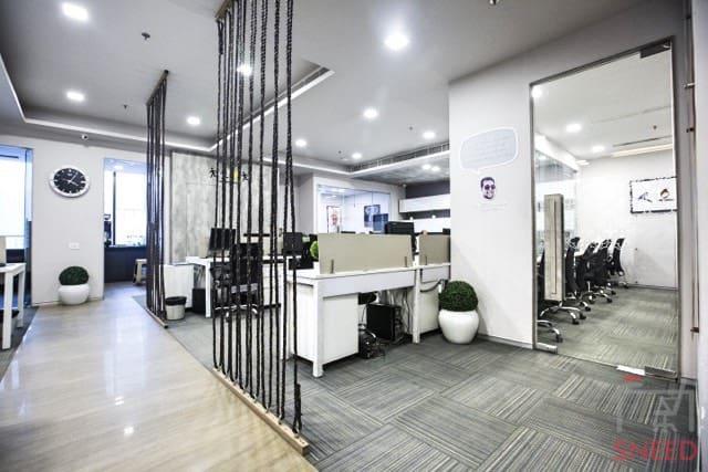 Skootr Offices Sohna Road-JMD Megapolis