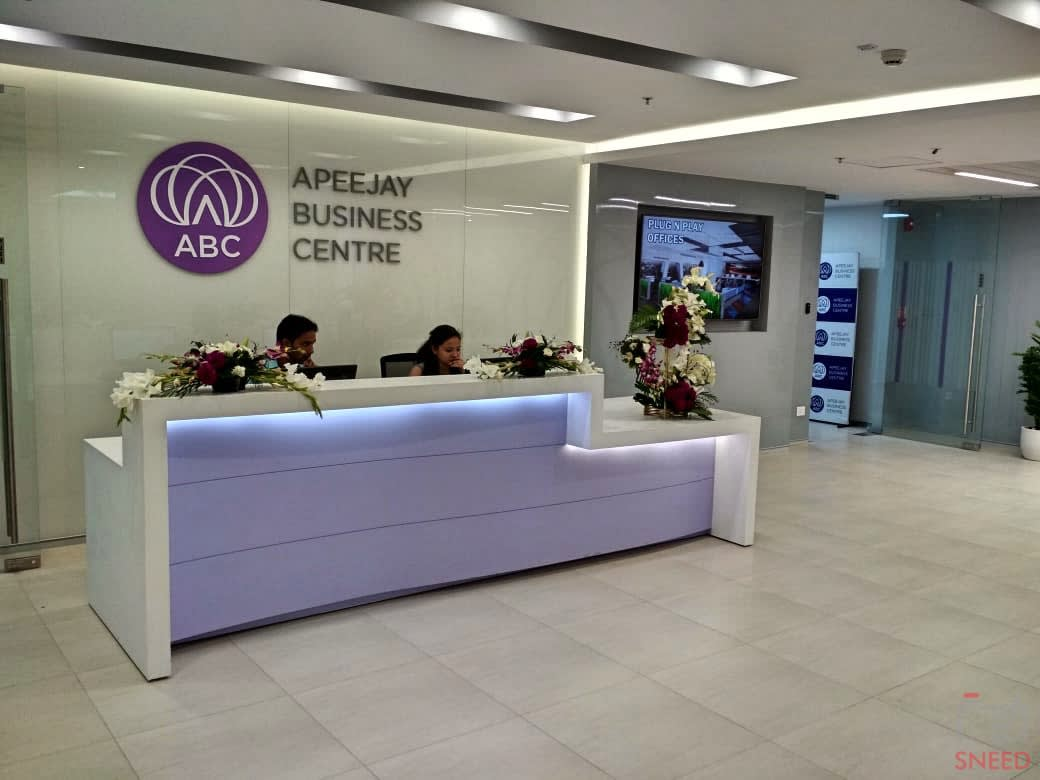 Apeejay Business Centre Gurugram-DLF Cyber City