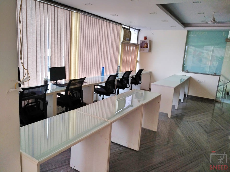 Shree Balaji Workspace-Mansarovar
