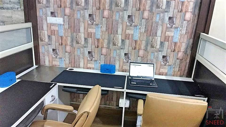 3 seaters Open Desk image