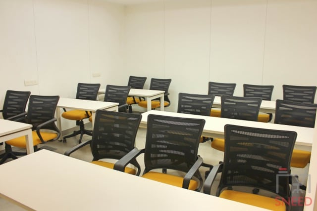 16 seaters Training Room image