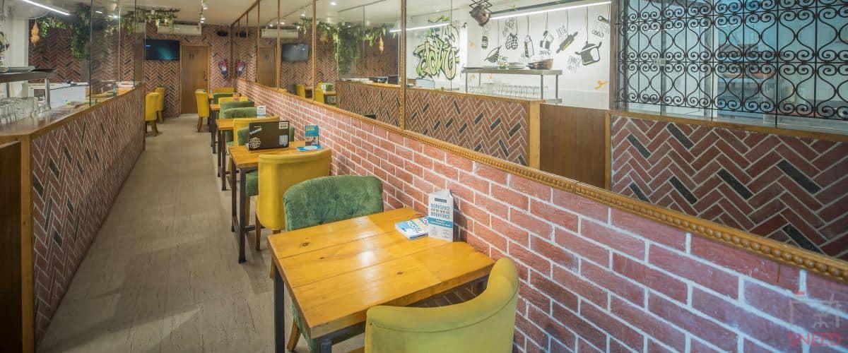 Cafe Untold myHQ-Green Park