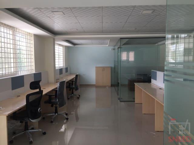 TTBS Coworking spaces-Mysore Road