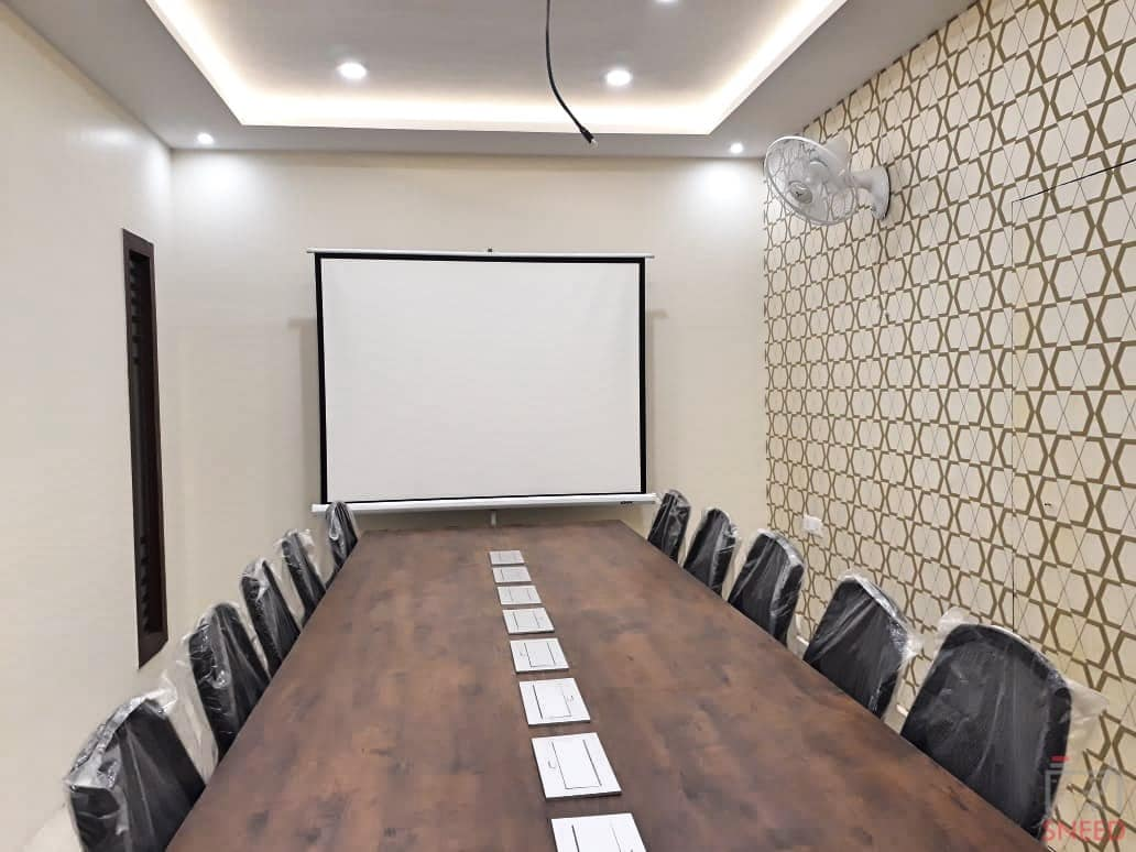 14 seaters Meeting Room image