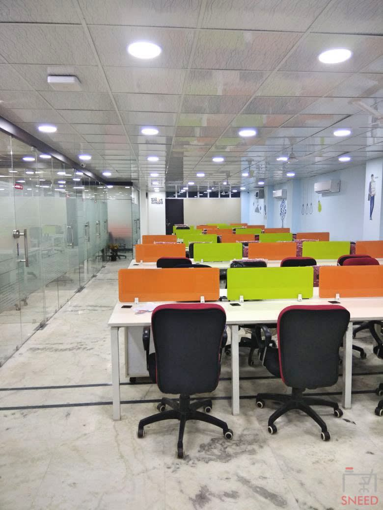 38 seaters Open Desk image