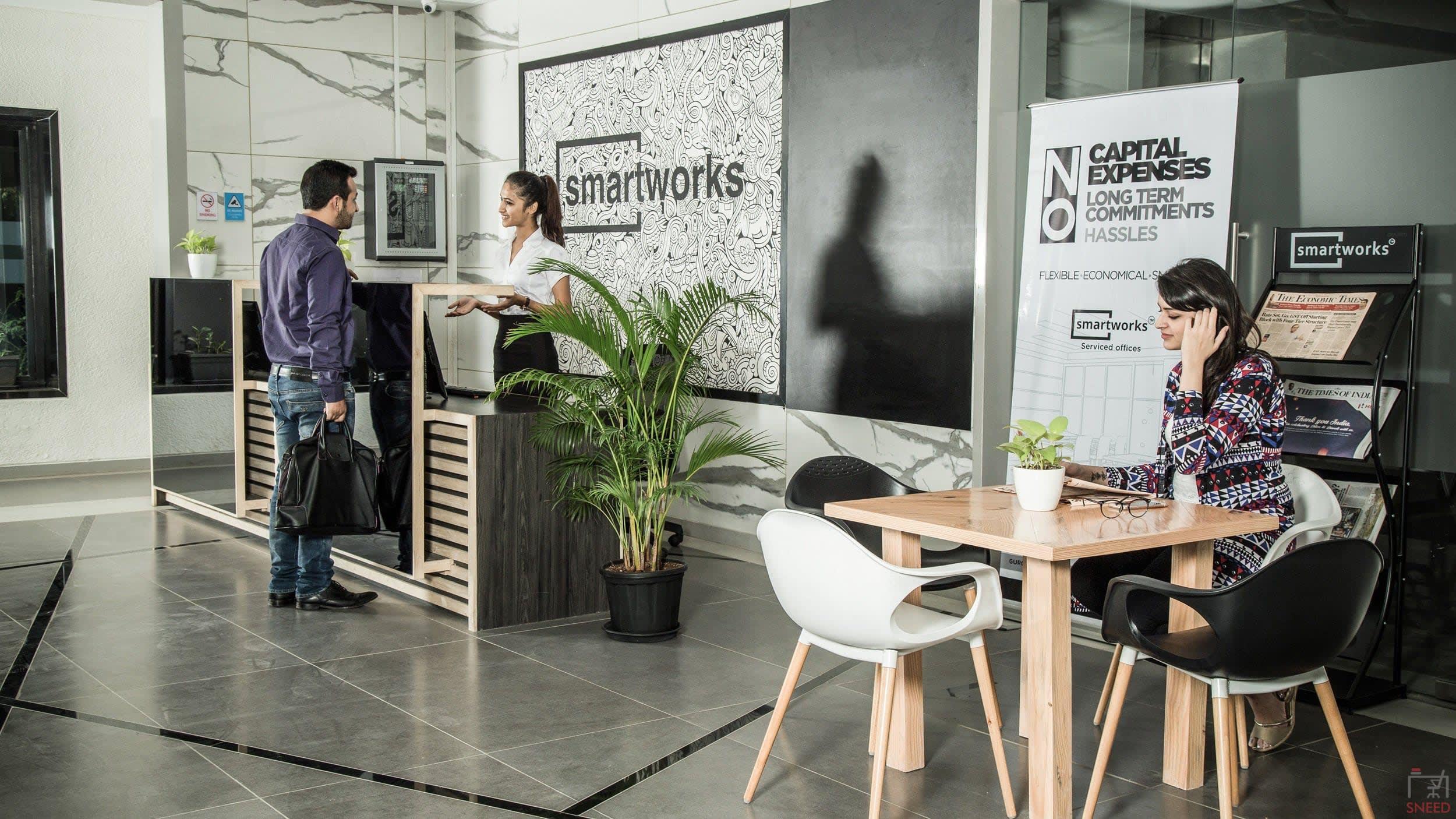 Smartworks Noida Logix-Sector 62