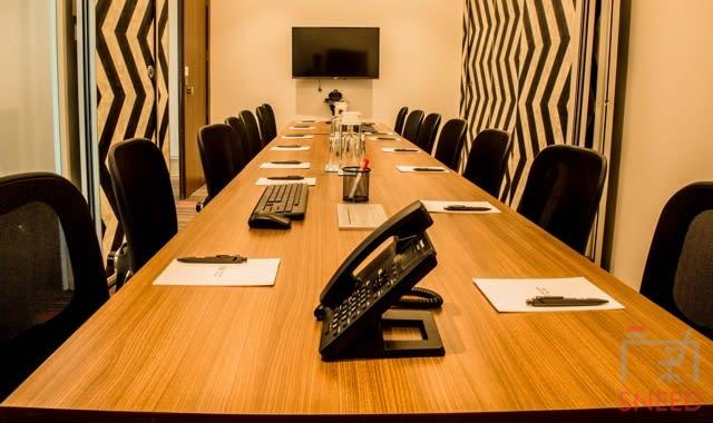 14 seaters Meeting Room image